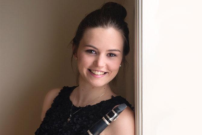 Lane Cove Music Artists - Clarinettist Rachel Thompson