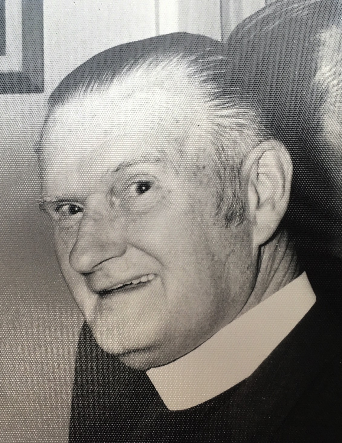 Lane Cove Music Founder - Rev. Blanchard