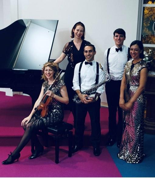 Lane Cove Music Artists - Golden Age Quartet