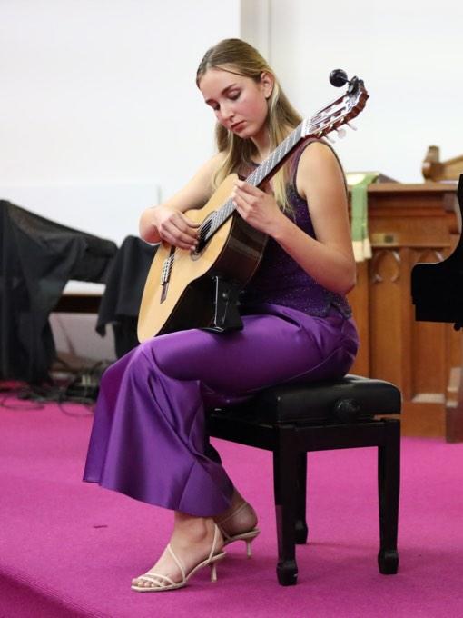 Lane Cove Music Artists - Sydney Eisteddfod Guitarist